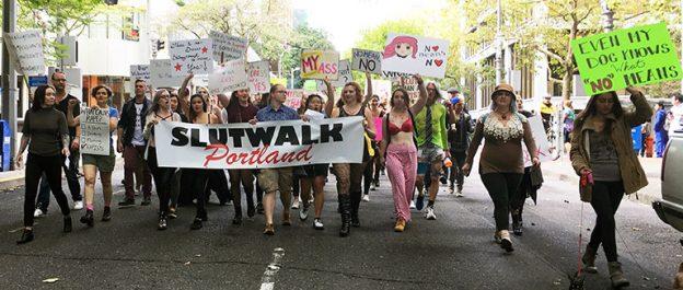 Portland Slutwalk 2016