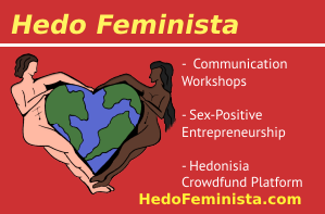 Communication workshops, sex positive publications, social entrepreneurship